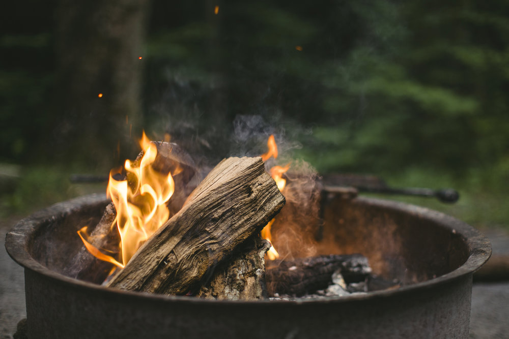Campfires and S'mores -