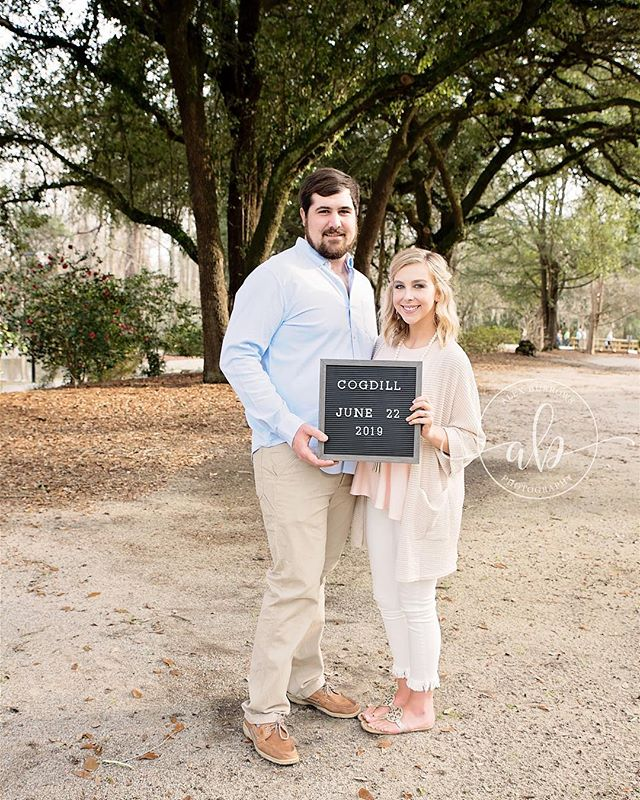 So excited to be capturing this lovely couples special day in July! Keep an eye out for their blog post very soon, and of course for their wedding photos in just a few short months. . . . . . ©Alex Burrows Photography #aburrowsphoto #alexburrowsphotography #abp #sumterscphotographer #sumterscphotography #sumtersc #southcarolinaphotographer #sumterphotographer #sumtercountyphotography #sumtercounty #clarendoncountyphotographer #florencecountyphotographer #naturallightphotographer #fullservicephotographer #printyourphotosprofessionally #weddingphotography #weddingphotographer #weddings #engagementphotos #engaged #ido