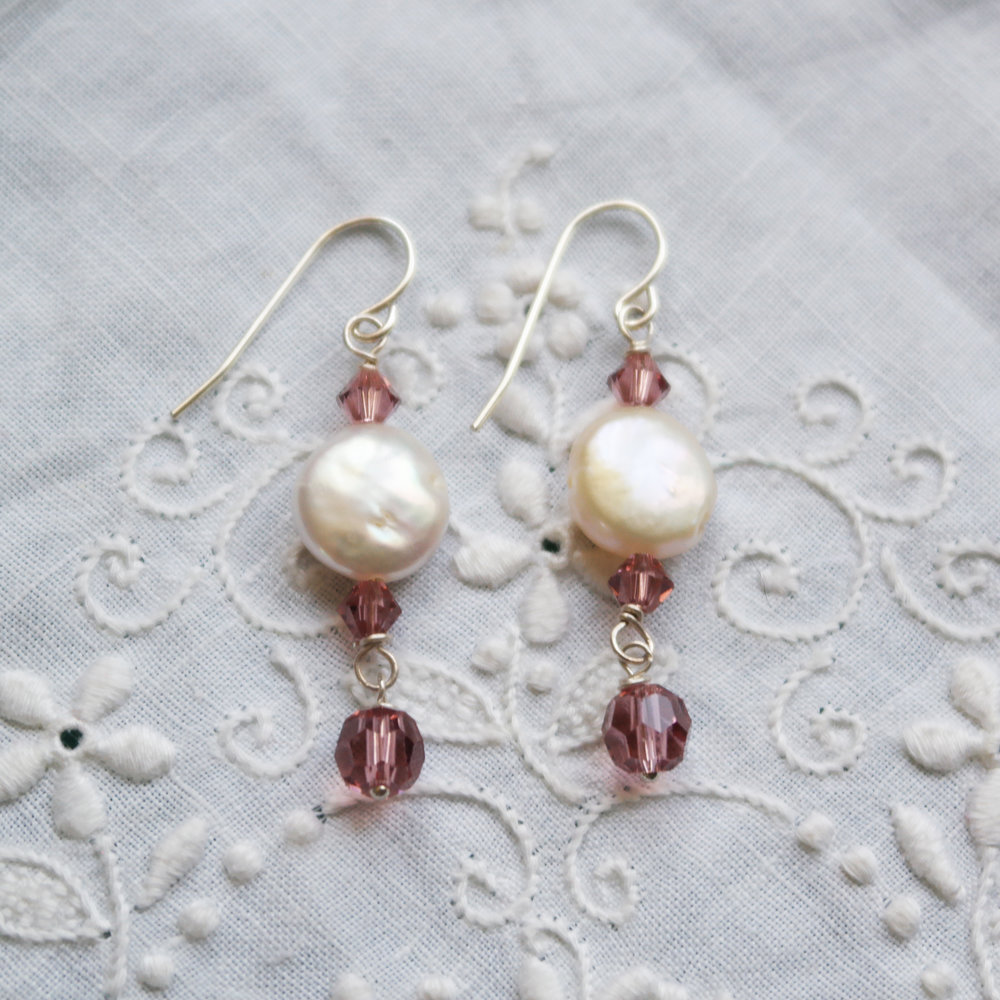 Faith-Full Sparkle Earrings-Blush Rose.jpg