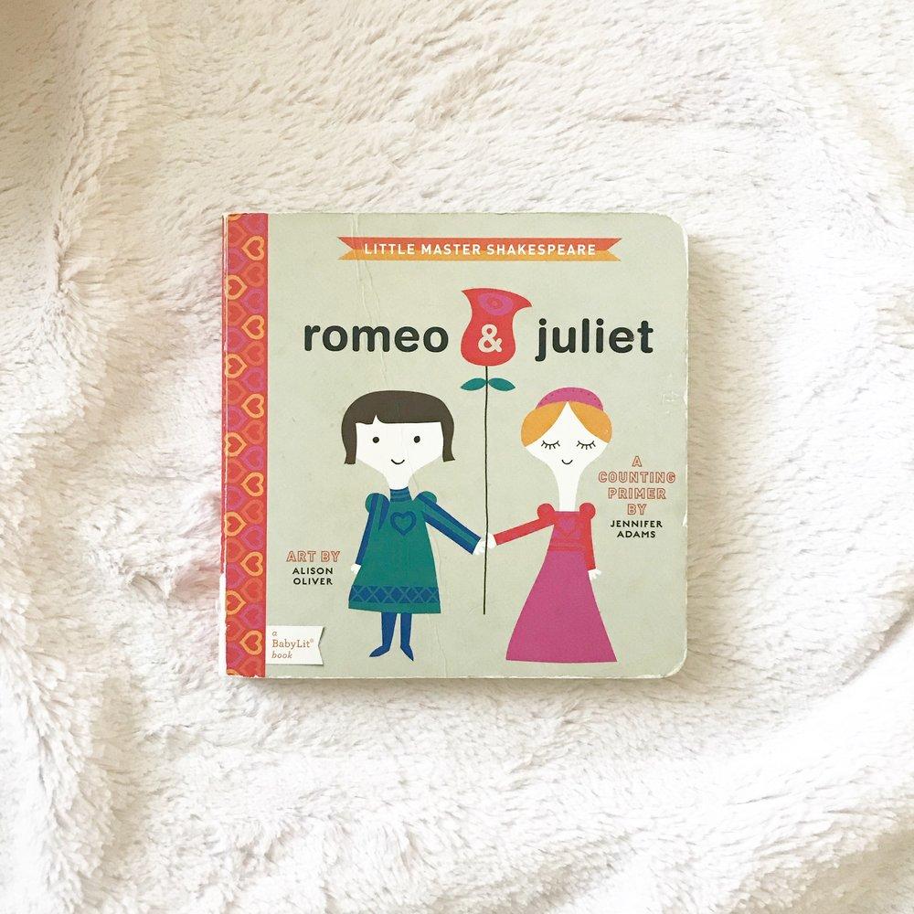 romeo & juliet    Kid friendly twist on a classic.