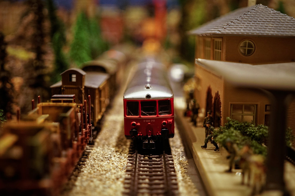 Canva - Model Train, Model Railway, Model, Railway, Train.jpg