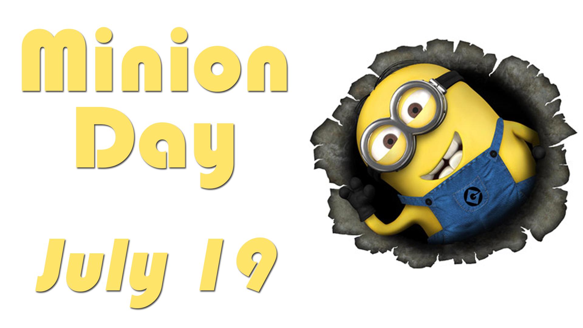 Minion Day