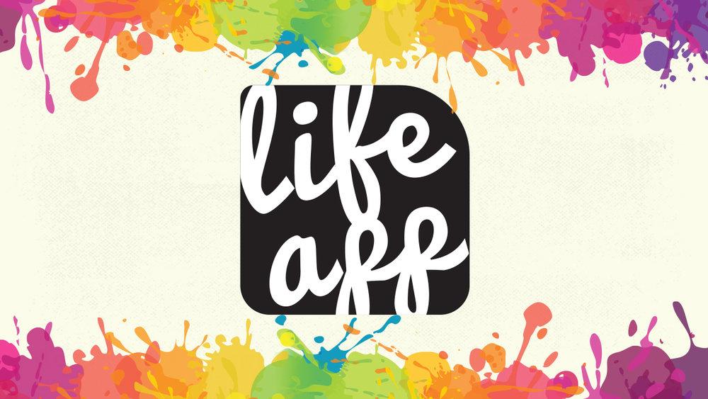 LifeApp_Screen Logo