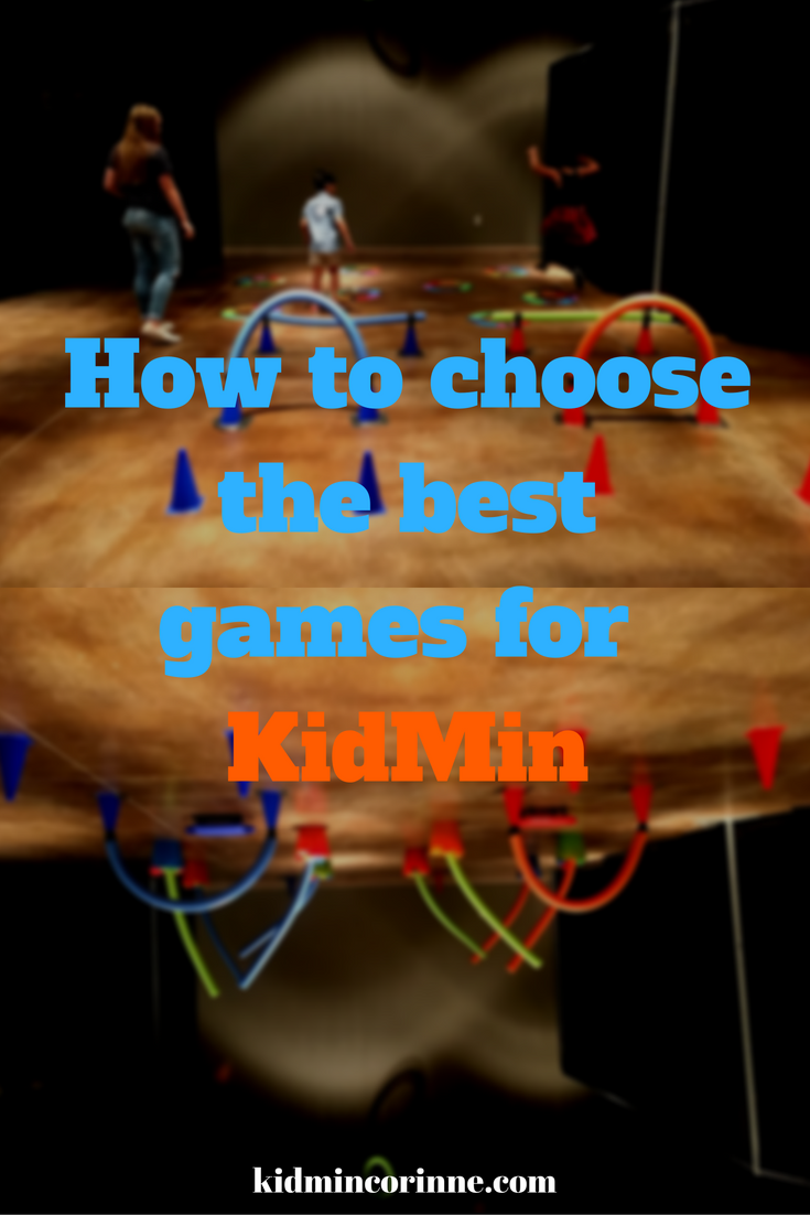 How to choose the best games for KidMin (3)