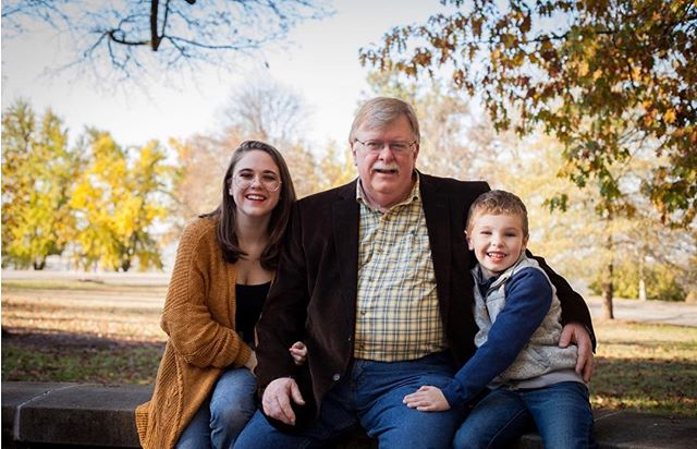 Grandpa, tell me 'bout the good old days Sometimes it feels like this world's gone crazy And Grandpa, take me back to yesterday When the line between right and wrong Didn't seem so hazy  Thanks to the Davis family for sharing a chilly morning with me!  #rva #familyphotographs #linkowitzphotography