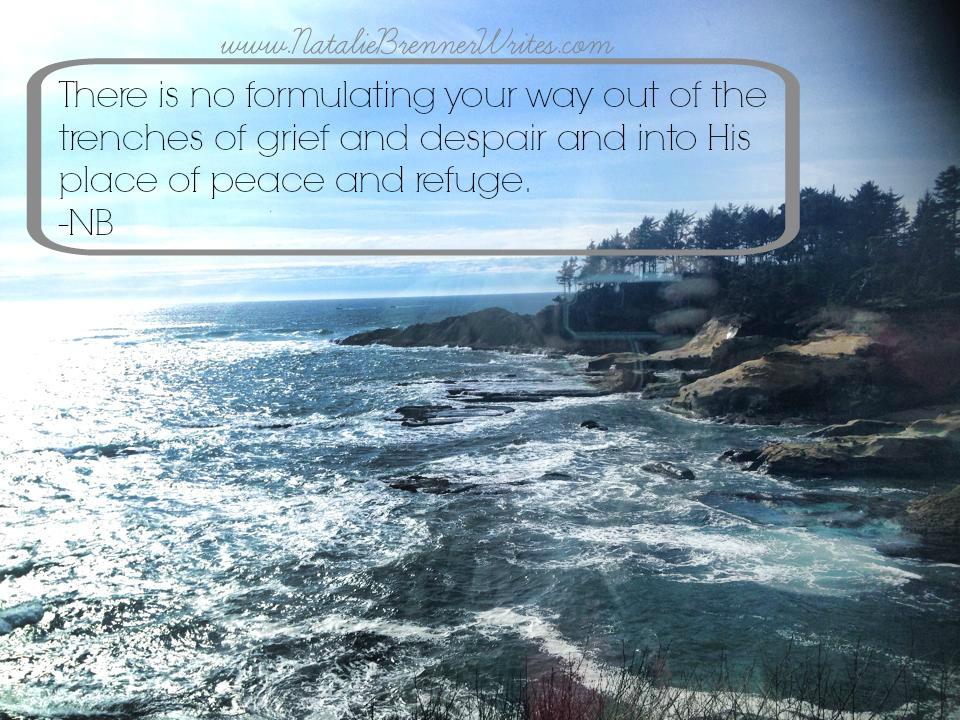 formula for grief