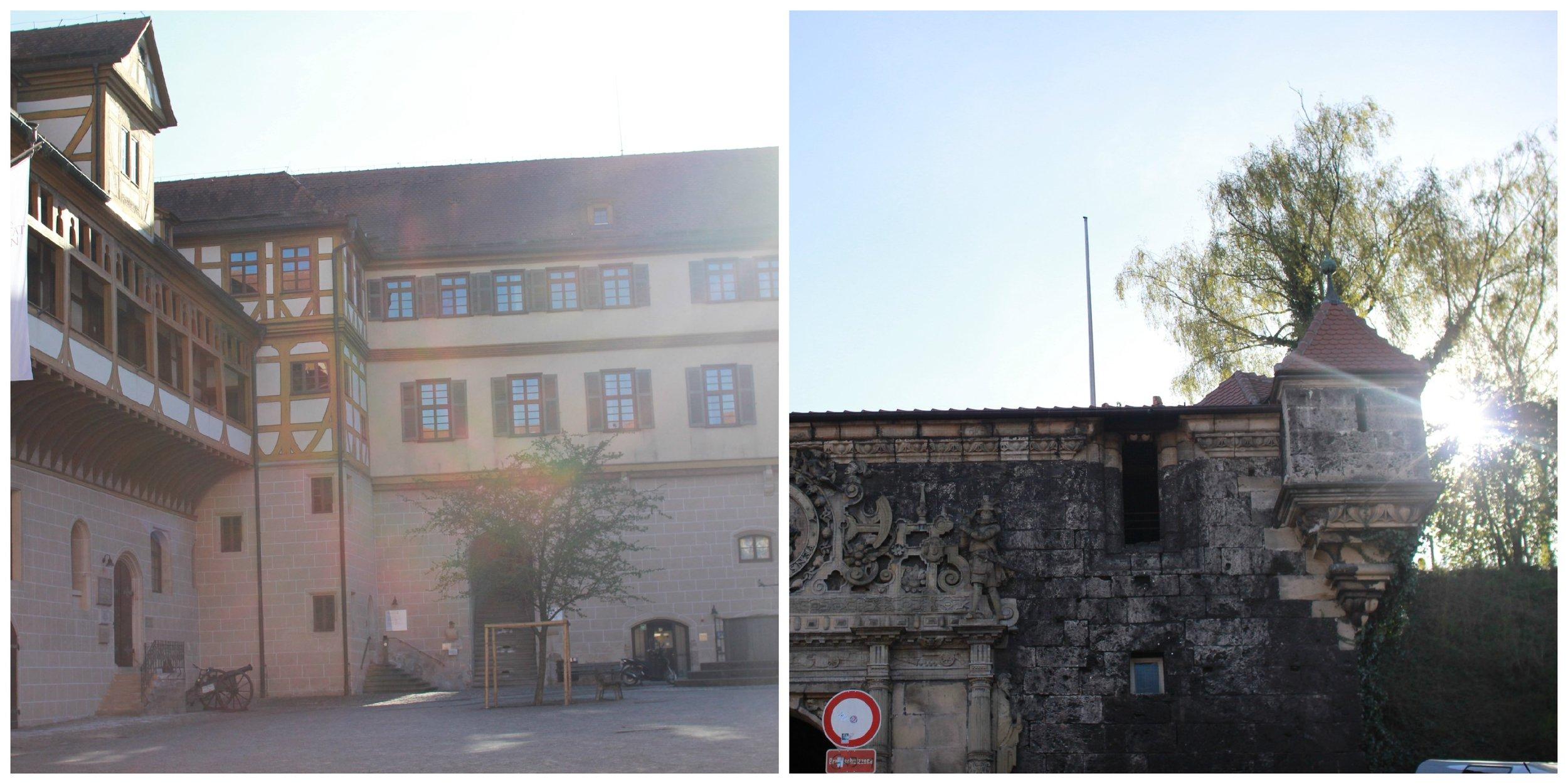 tUBINGEN castle