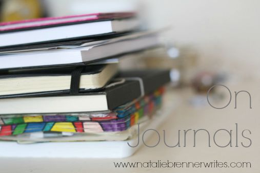 on journals, journaling for husband