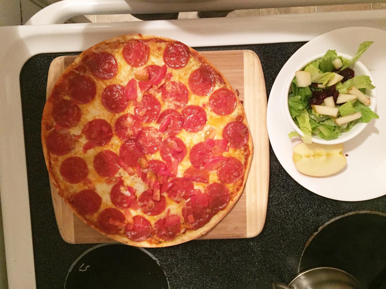 gluten free pizza crust 20 minutes