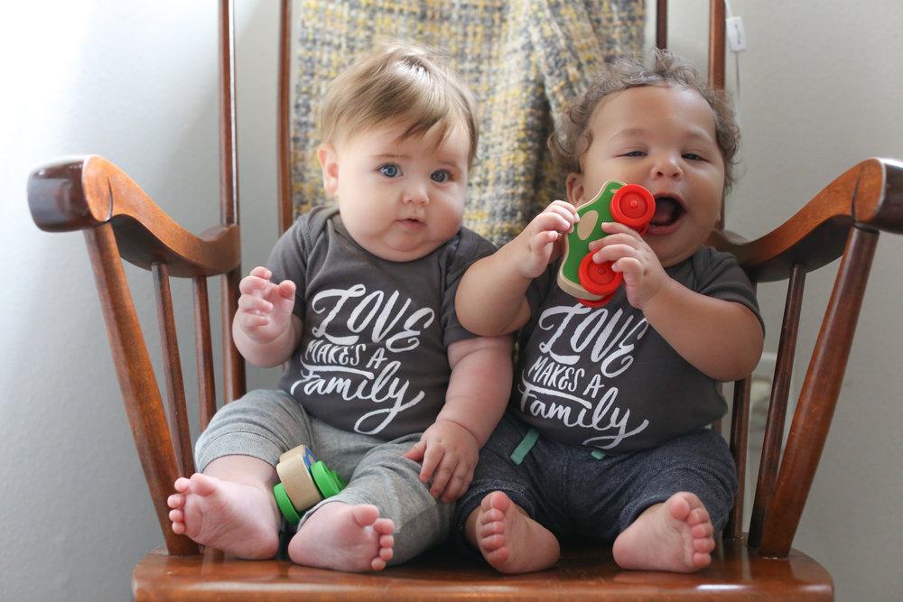 #nataliebrennerwrites #adoptionisbeautiful #lovemakesafamily