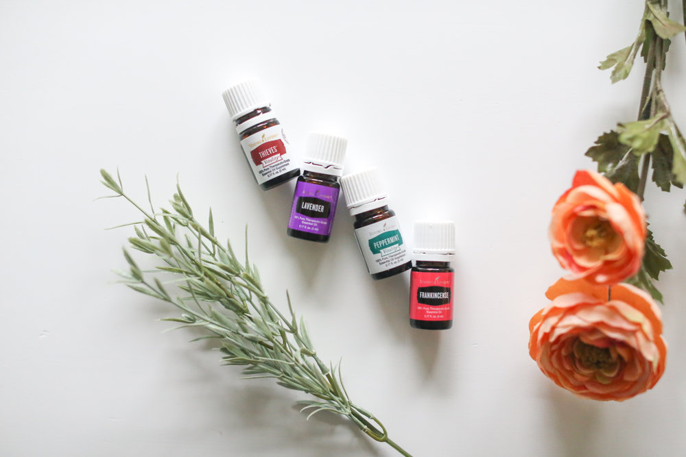 Interested in essential oils? I was skeptical for years, but now am hooked. Shoot me an email and let's chat!
