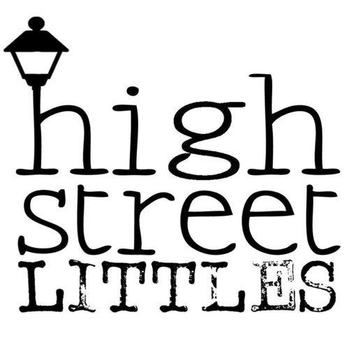 HIGH STREET LITTLES ON ETSY [handmade swaddles + trendy tees]