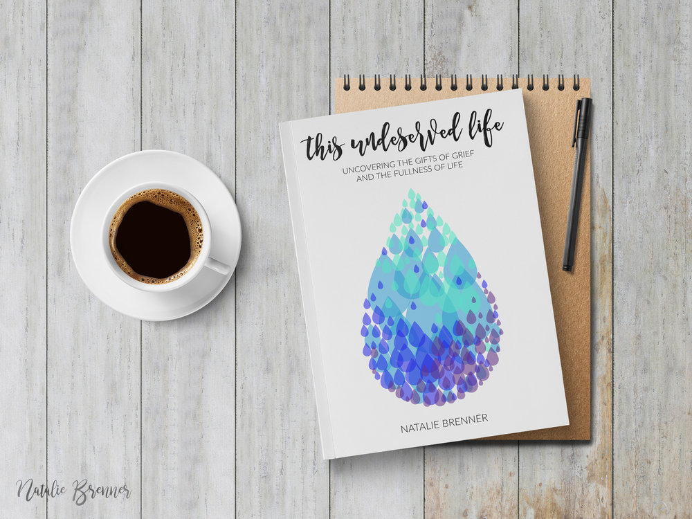 A Memoir: This Undeserved Life by Natalie Brenner