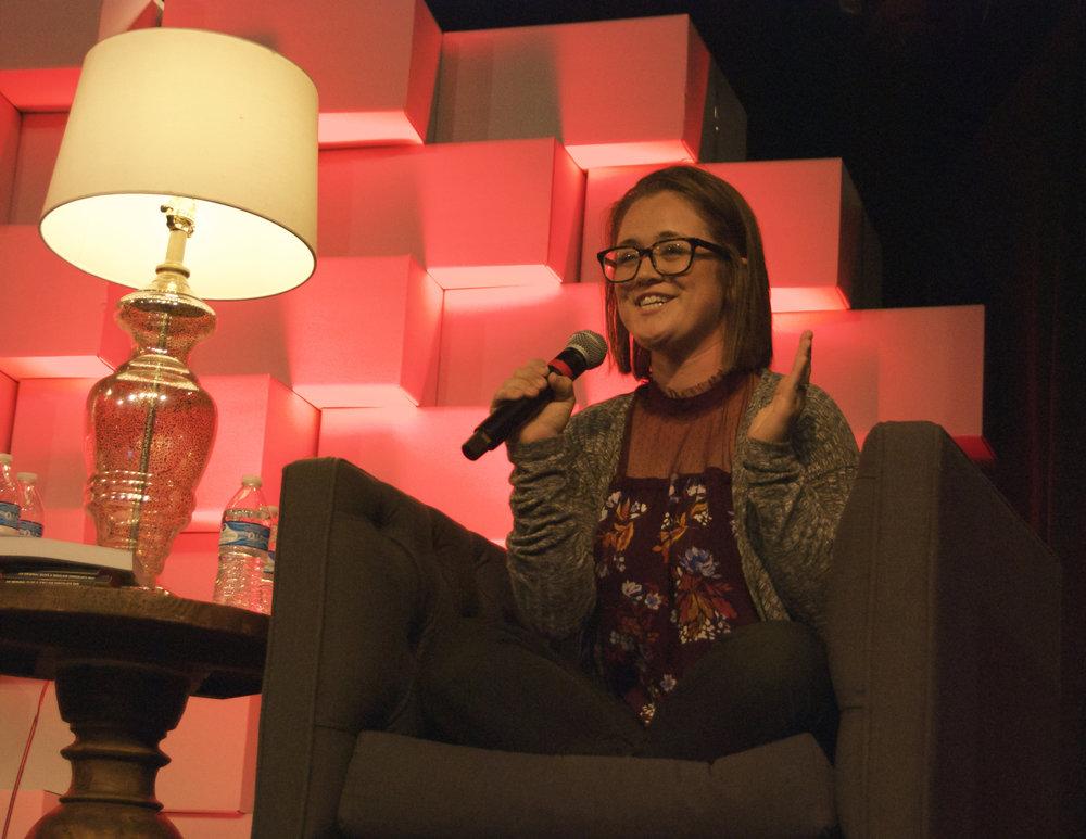natalie brenner, speaker, christian living speaker, oregon