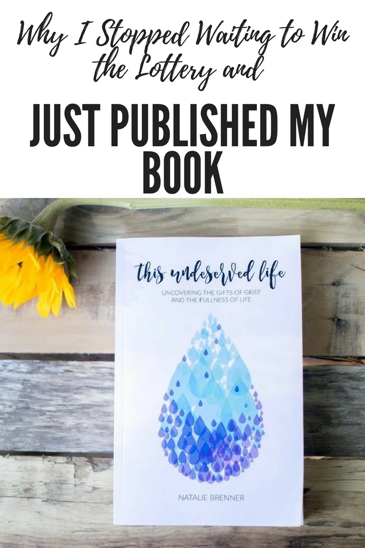 I Just Published My Book