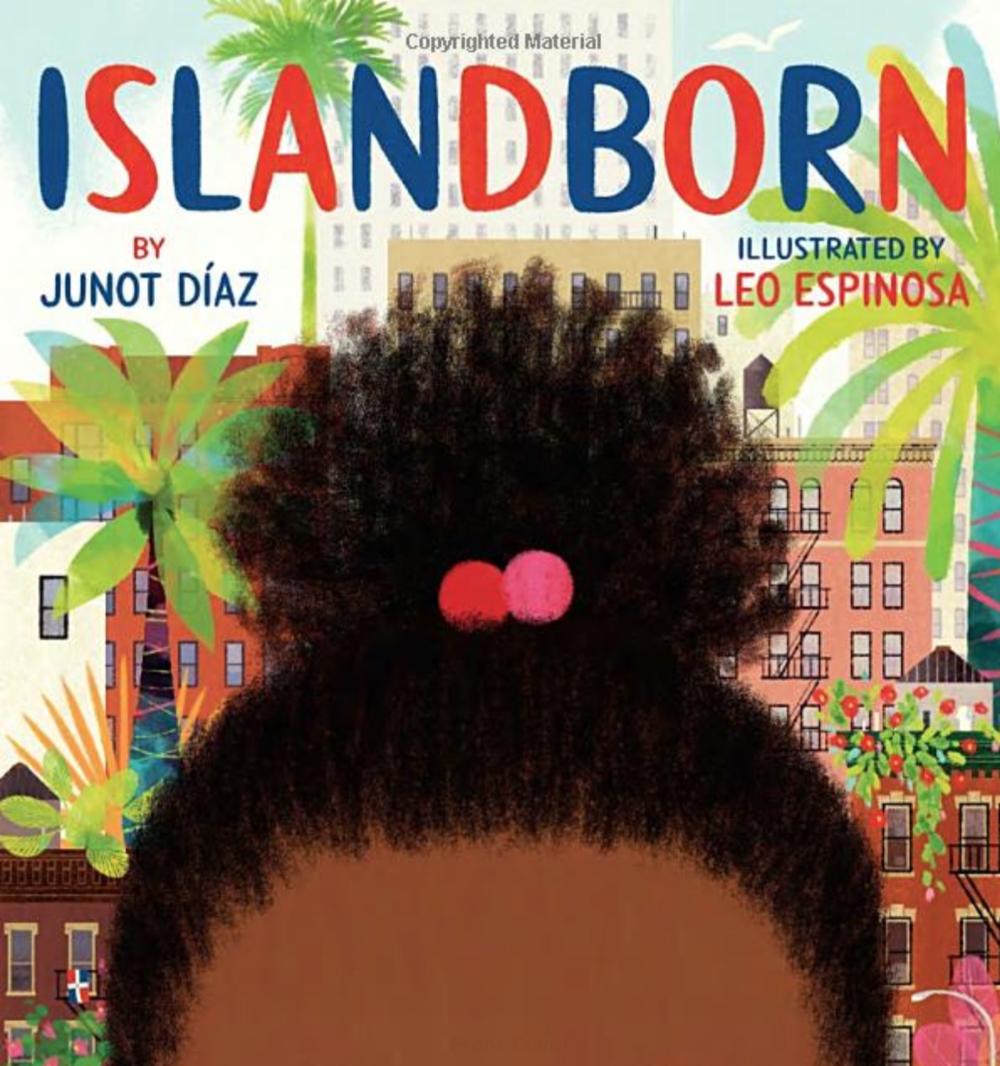 island born book