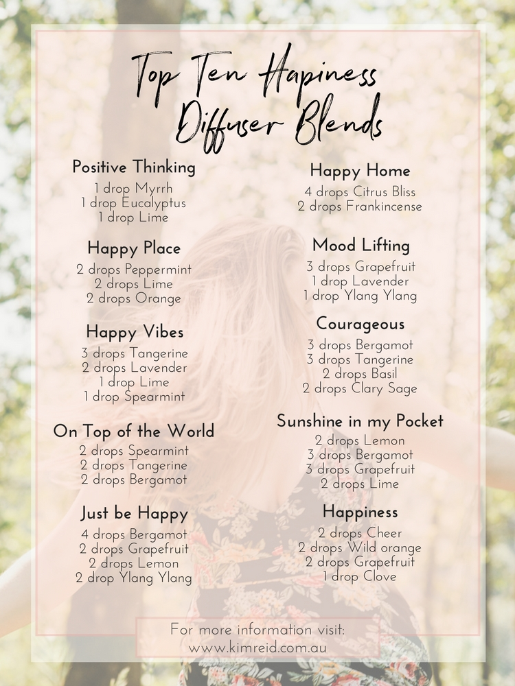 Happiness Blends
