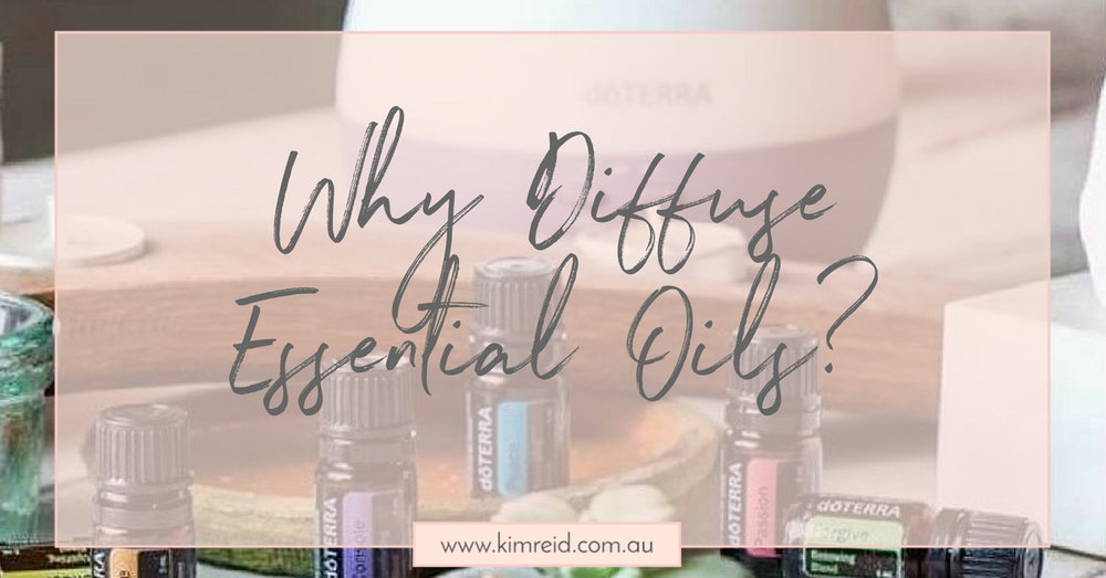Why Diffuse Essential Oils