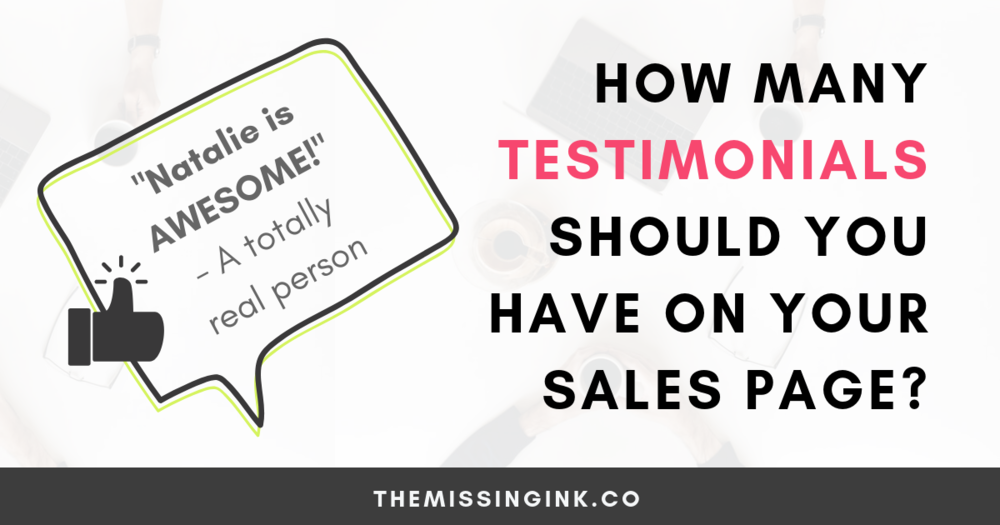 how-many-testimonials-sales-page