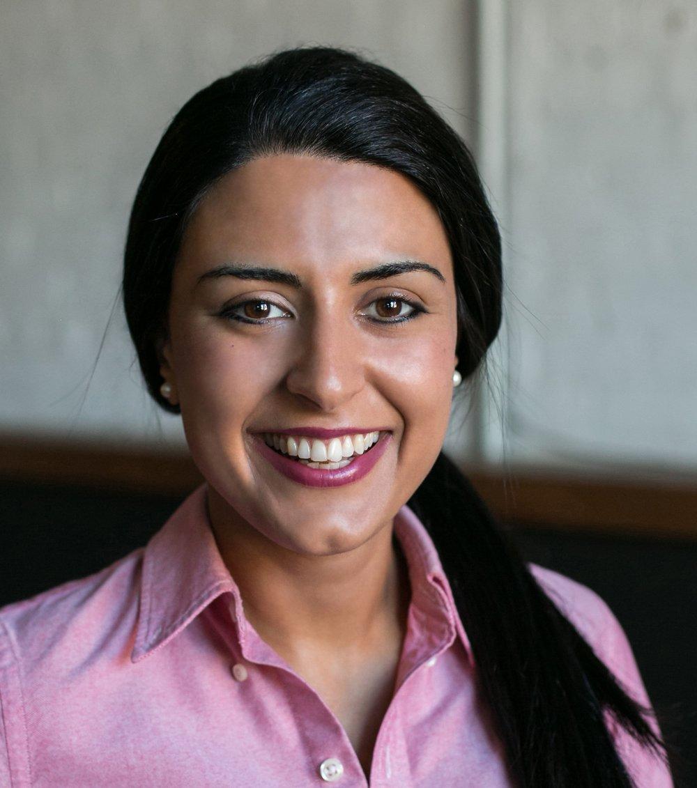 May Samali, Urban Innovation Fund