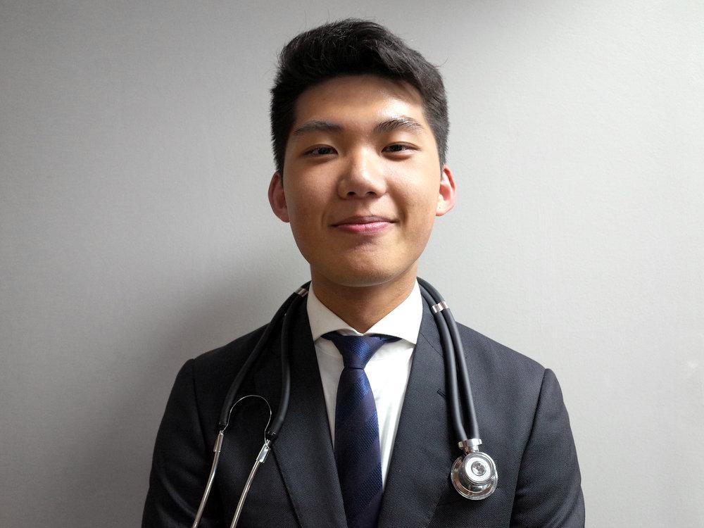 Jay Wei   Major: Biochemistry and Molecular Biology Career Goal: Surgeon