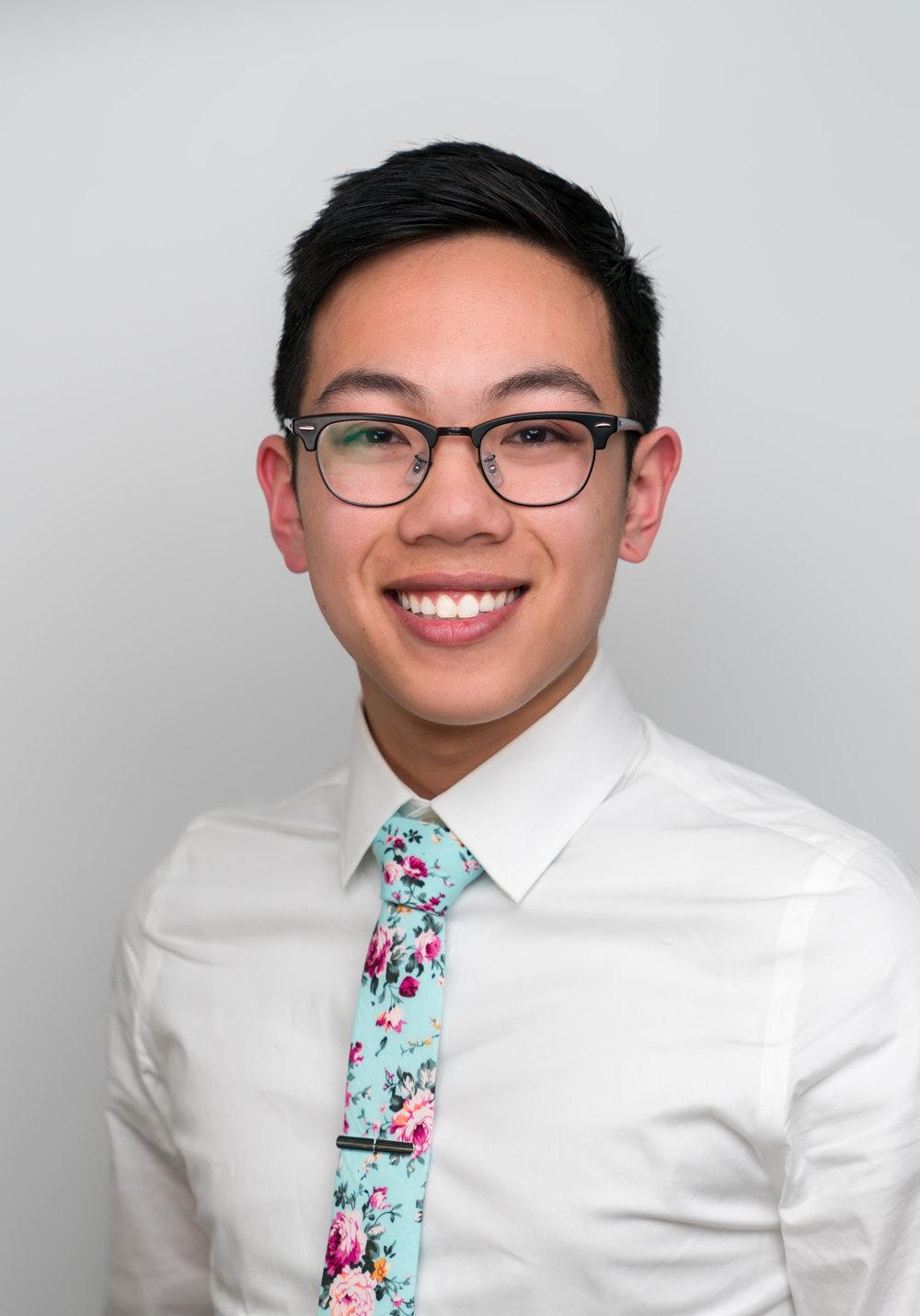 Daniel Vu   Major: Neurobiology, Physiology, and Behavior Career Goal: Gastroenterologist/ GI Surgeon