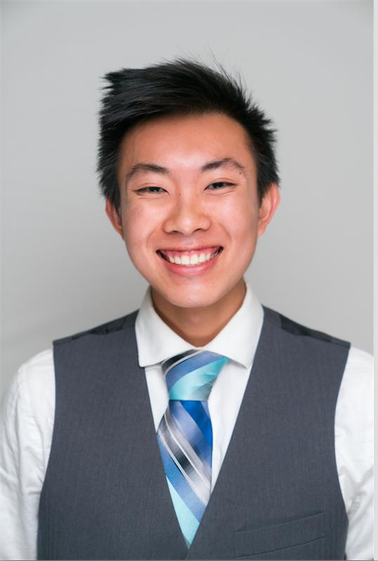 Kelvin Luu   Major: Neurobiology, Physiology, and Behavior Career Goal: Pediatrician