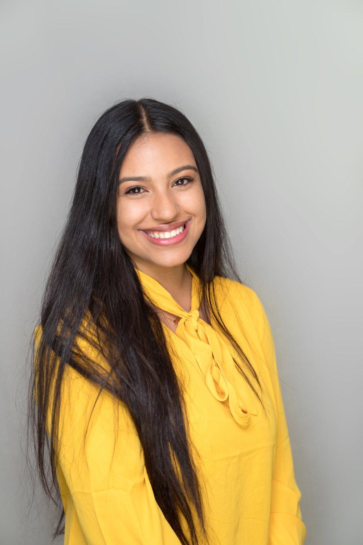 Anissa Gabrin   Major: Neurobiology, Physiology, and Behavior   Career Goal: D.O. Pediatrician