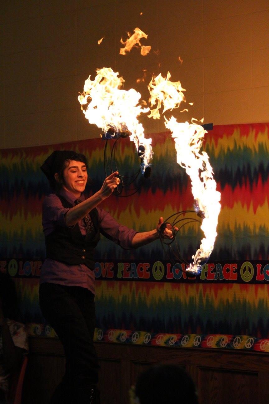 jennabelle fire dancing ohio