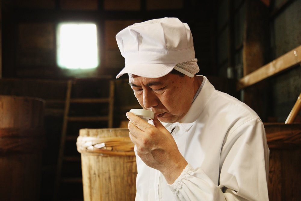 Soy sauce's aroma is a vital component of its flavor.