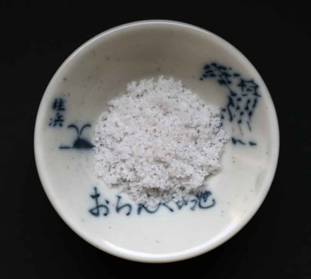 Namihanado Sea Salt.