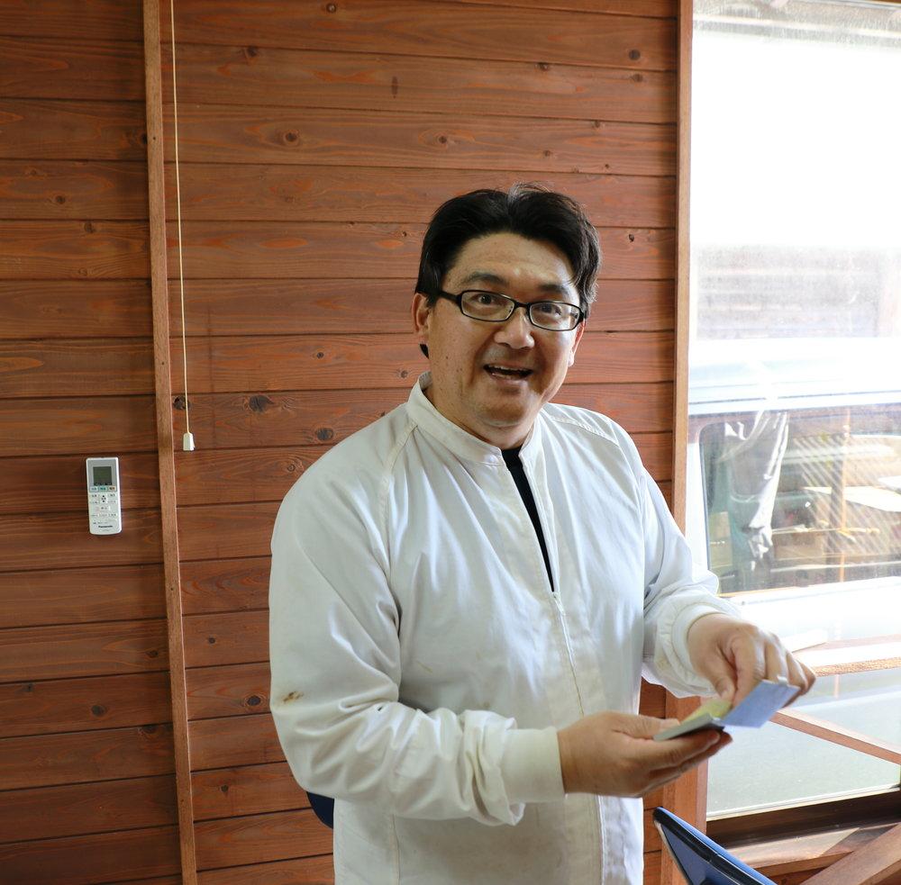 Hirokazu Ishii