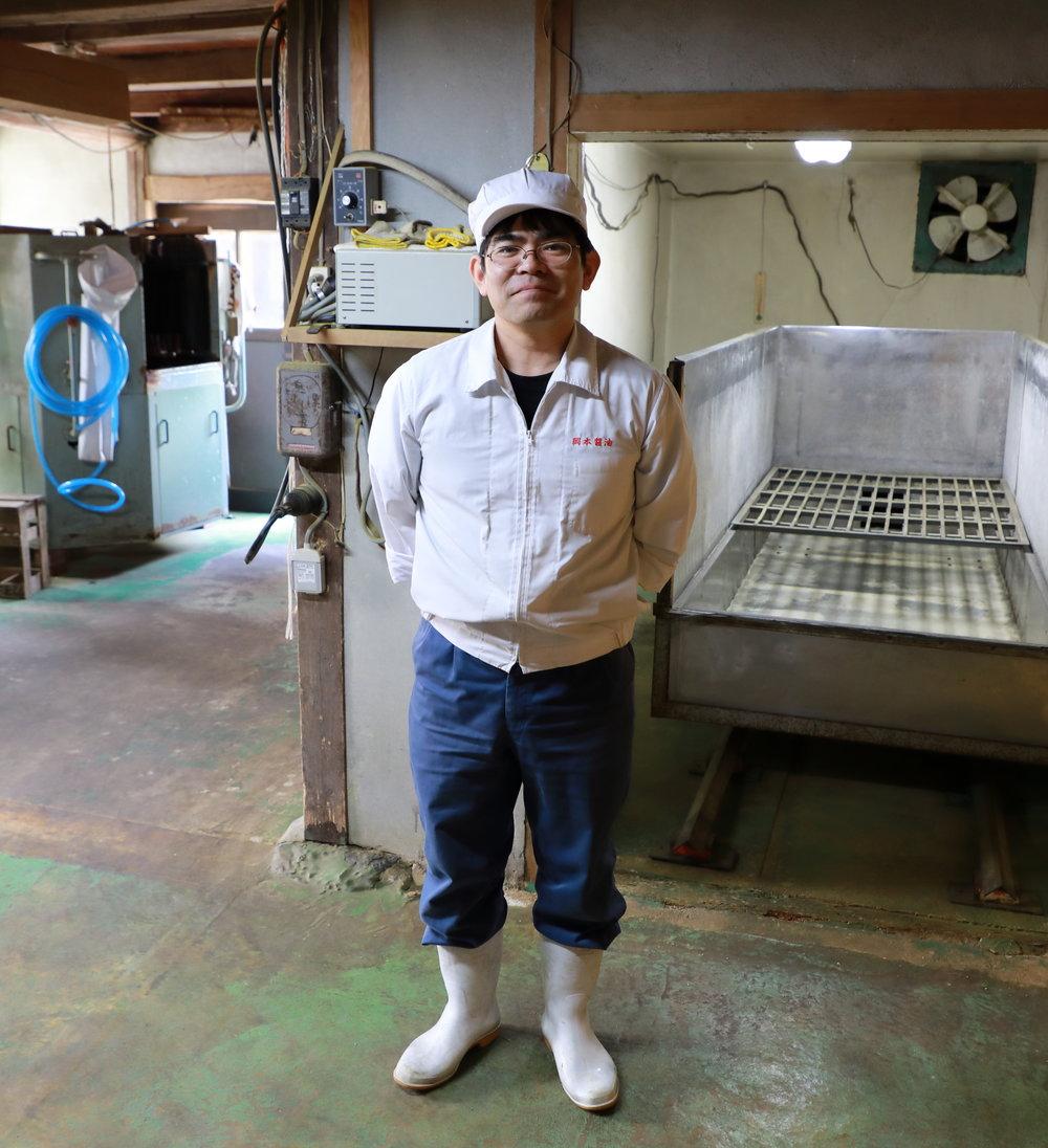 Yasufumi Okamoto