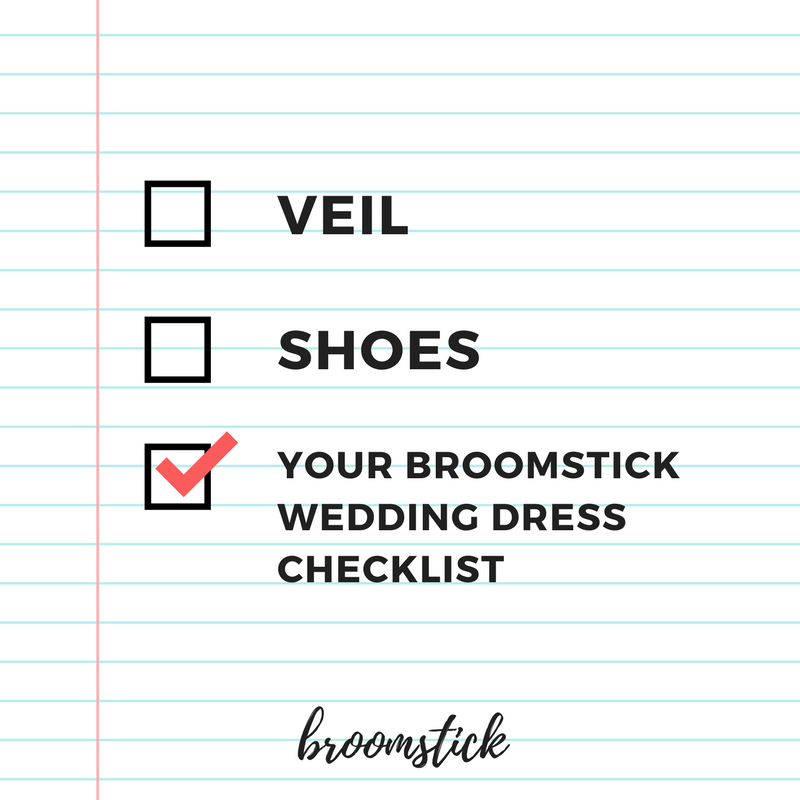 what to bring when you go wedding dress shopping