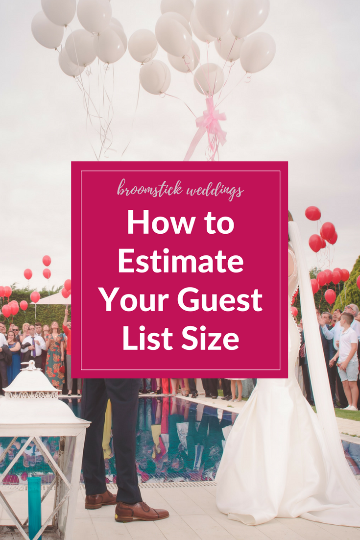 How to Estimate Your Guest List Size