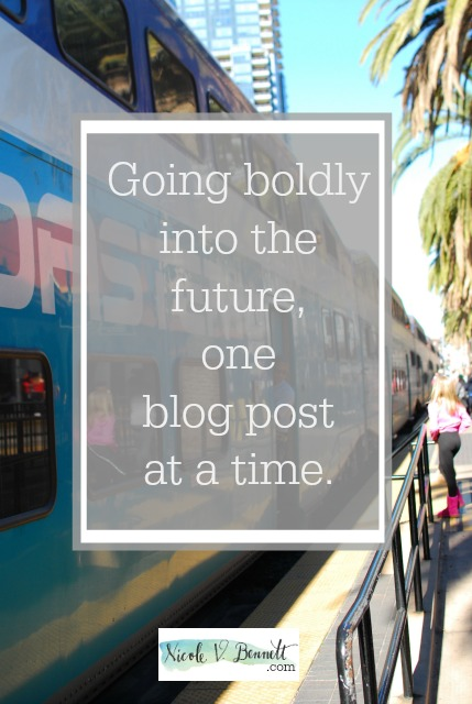 going boldly into 2015, one blog post at a time