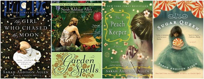 sarah addison allen covers
