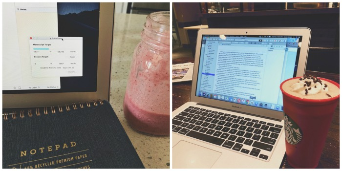 NaNoWriMo pairs well with drinks of all kinds!