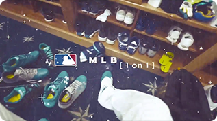 MLB [1 on 1] Series