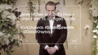 SAG Awards #SheInspiresMe