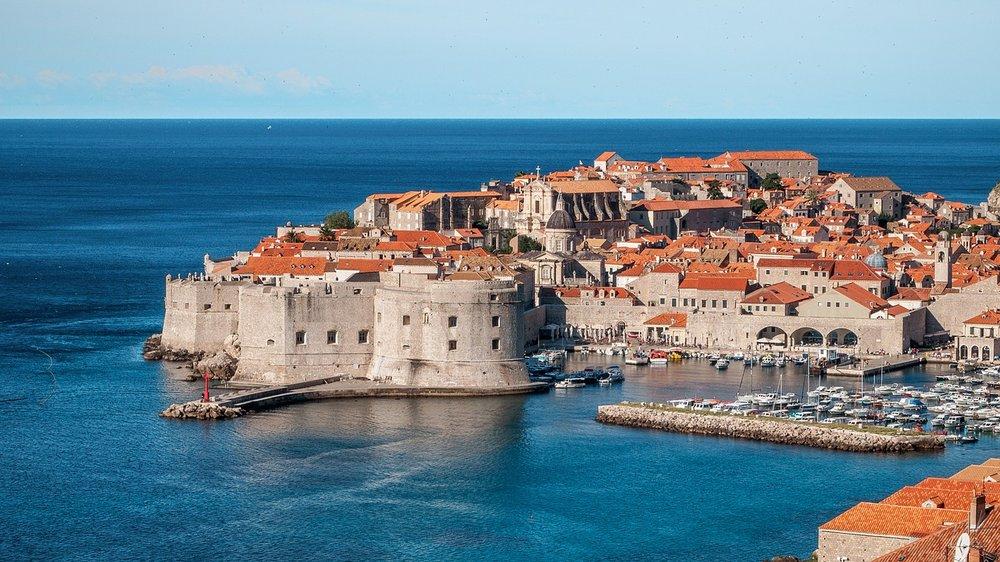 Dubrovnik, Croatia Flydubai
