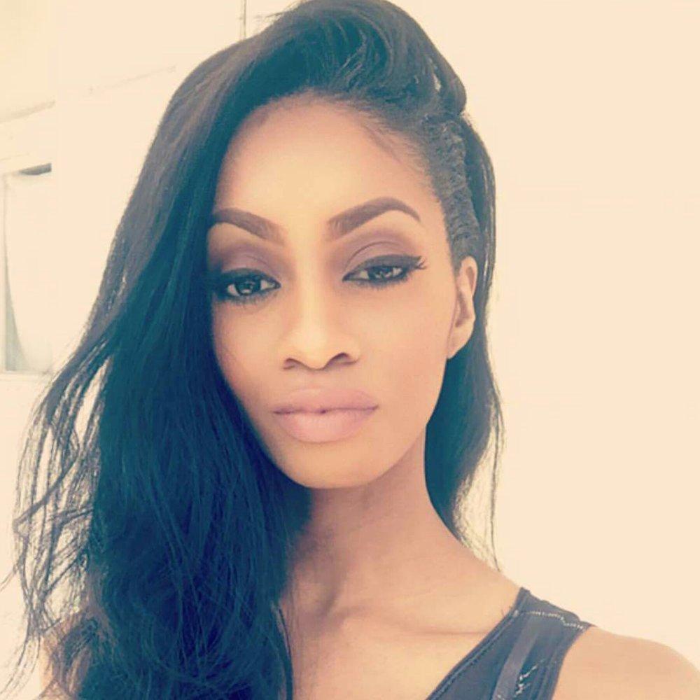IG: @sierrab___ in CODA Hair Milan Straight