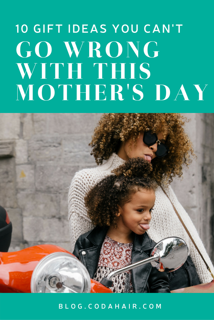 CODA Mother's Day Gift Ideas