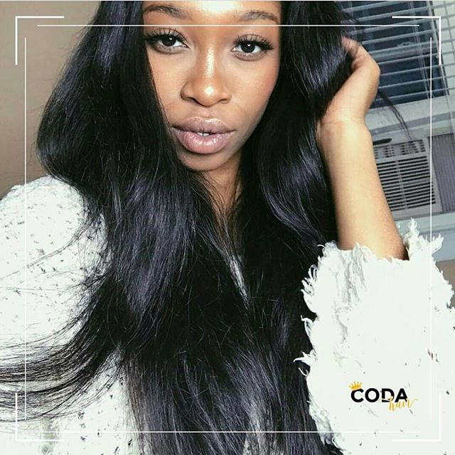 Our WCW goes to Coda Hair co-founder @tif.laxan✨✨ ... because why not?! She slays in #codahaironly, she's a fashionista & a #girlboss 👏🏾 #yougogirl . . .  #womensupportwomen #mood #beautyandbrains #bossgirls