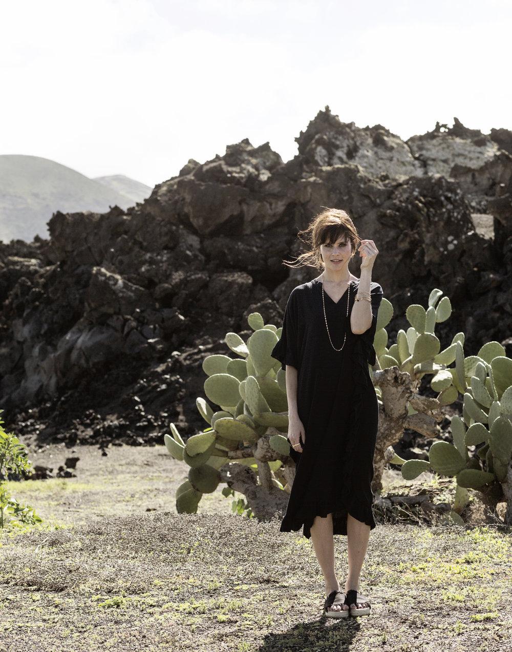 Libelle | Zwarte jurk