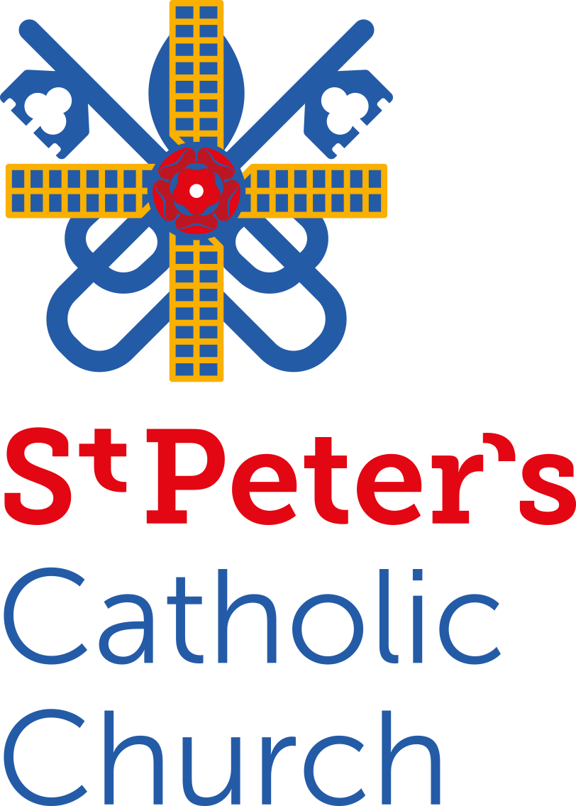 St Peter's RC Church Logo