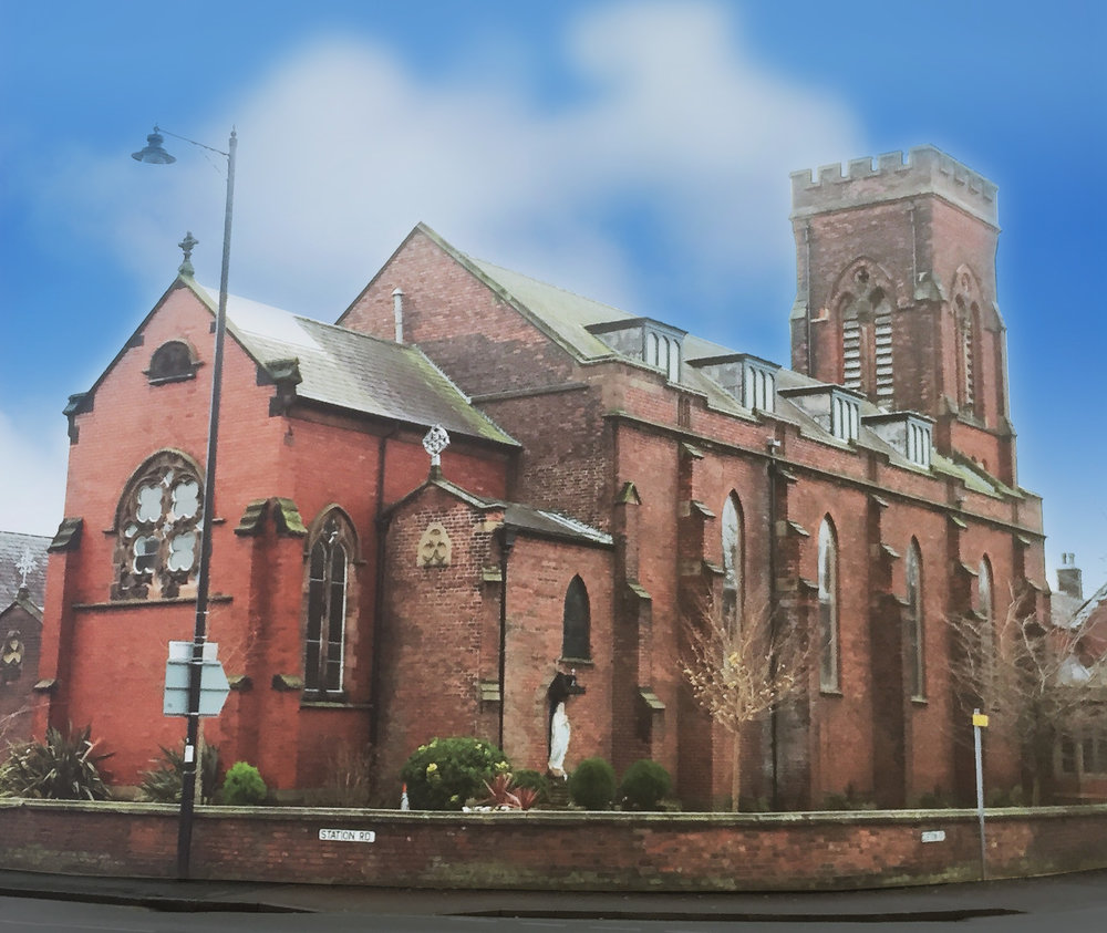 St Peter's Catholic Church, Lytham