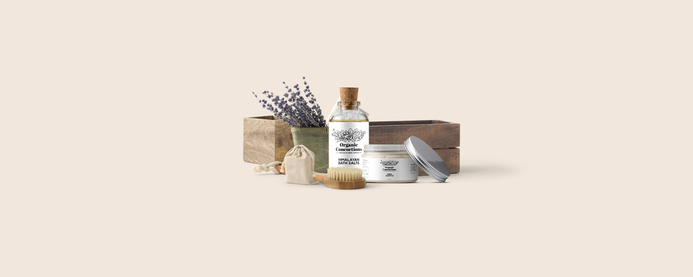 branding & packaging - skin care / beauty