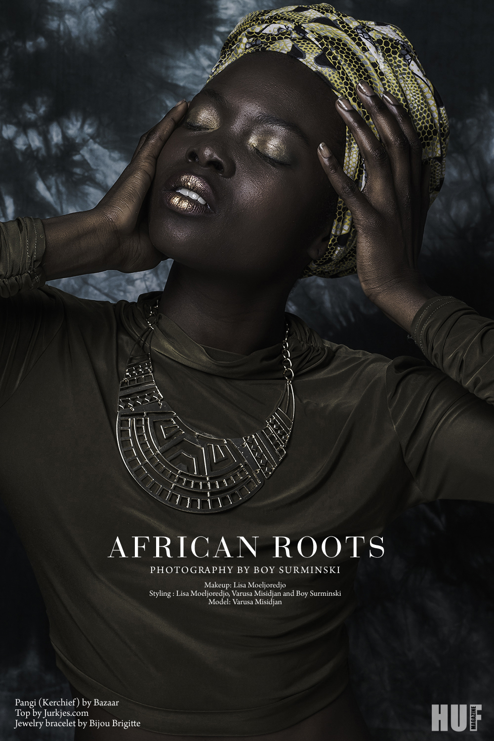 AFRICAN ROOTS | HUF