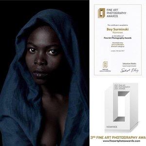 Fapa Fine Art Photography Awards Boy Surminski